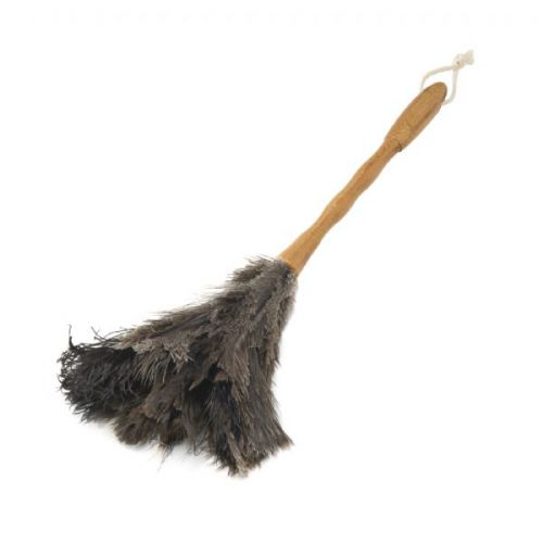 Addis Bamboo Ostrich Duster