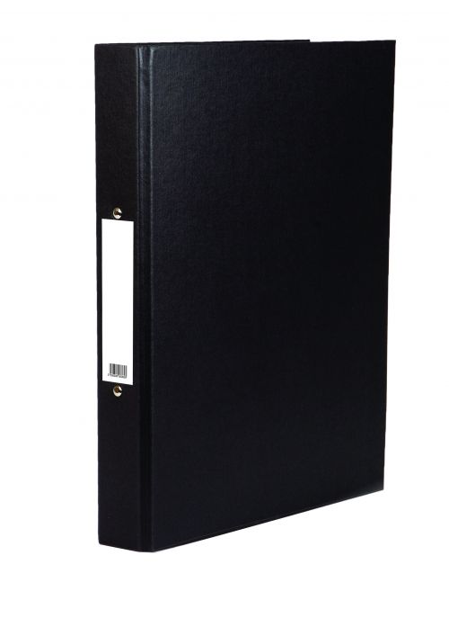 Value Ring Binder A4 Black
