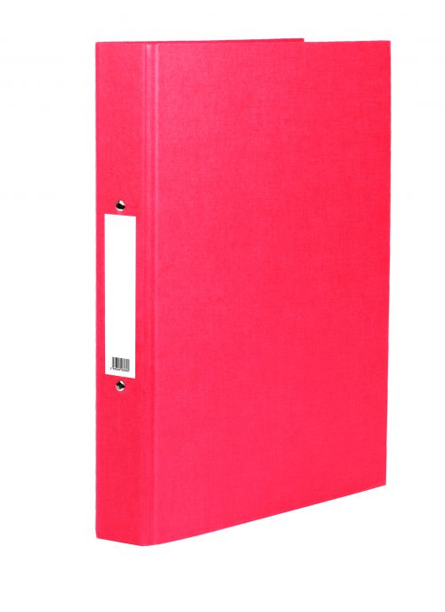 Value Ring Binder A4 Red