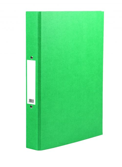 Value Ring Binder A4 Green PK10