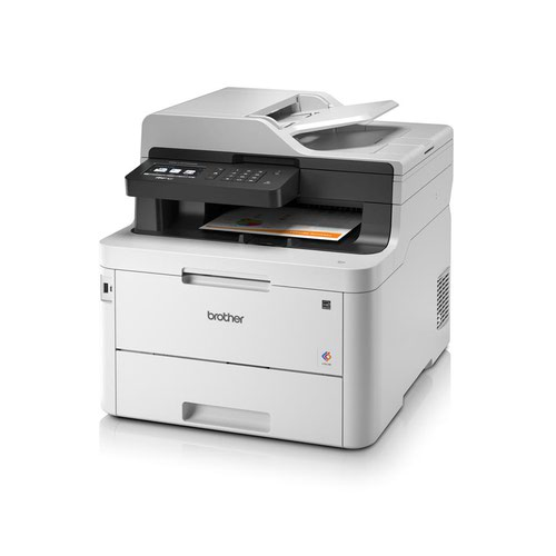 Brothe MFC-L3770CDW  Colour Laser Printer Wireless 4-in-1 with integrated NFC Ref MFC-L3770CDW
