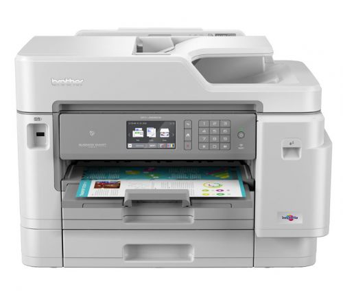 Brother MFC-J5945DW Inkjet Printer Multifunctional 6 in 1 35ppm Ref MFC-J5945DW