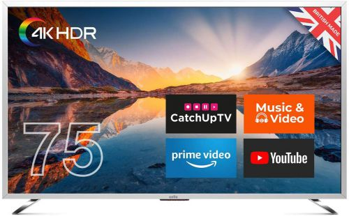 Cello 75in C75SFS4K UHD LED TV
