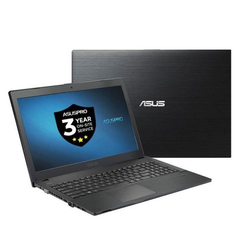 Asus 15.6 inch AsusPro Notebook Core i7 4GB 512GB SSD Black