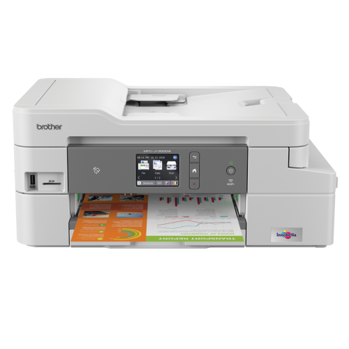 Brother MFC J1300DW A4 Wireless 4in1 Printer