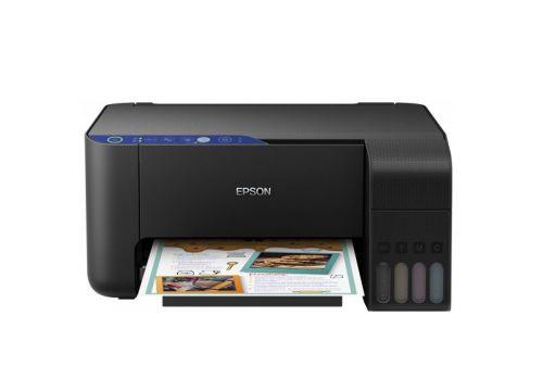 Epson ET2711 A4 EcoTank Printer with Inks