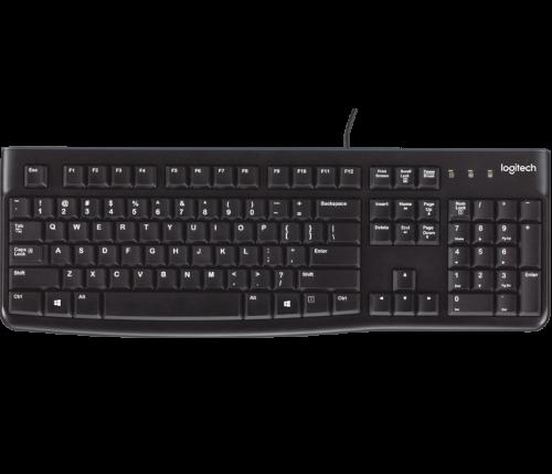 Logitech K120 International Keyboard