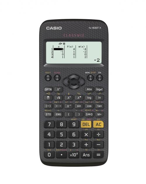 Casio FX-83GTX ScienCalc Black