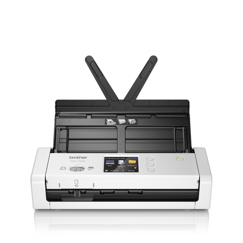 Image for Brother ADS-1700W Smart Compact Document Scanner