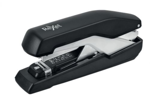 Rexel Supreme Omnipress Full Strip Stapler S060 Black/Grey