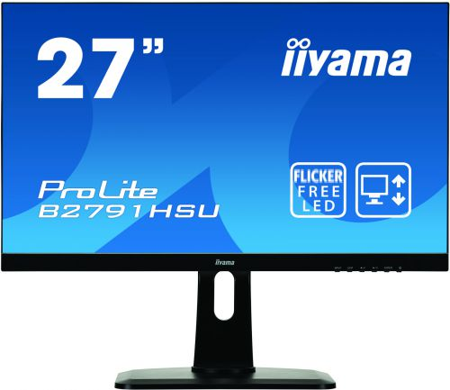 27in Monitor HD Speakers VGA HDMI