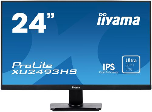 23.8in IPS Monitor HD Speakers VESA