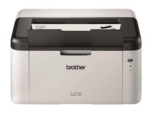 Brother HL 1210W A4 Mono Laser Printer