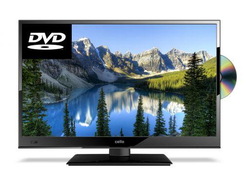 Image for Cello C22230FT2 22in Full HD LED TV