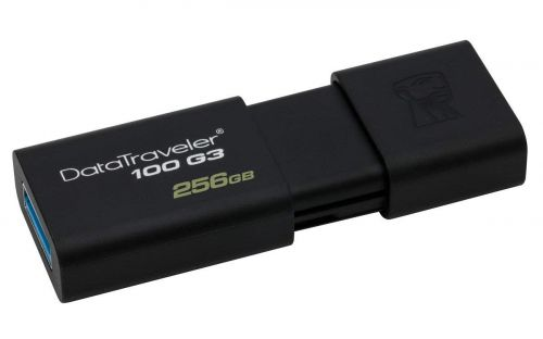 Kingston 256GB USB 3.0 DataTraveler 100 G3