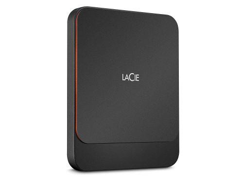 LaCie External 500GB Portable USBC SSD