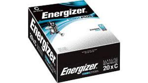 Energizer Max Plus C PK20