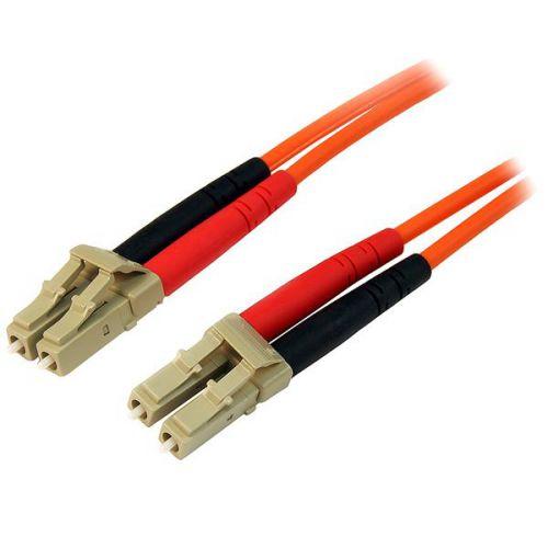StarTech 3m Multimode 50 125 Duplex Cable