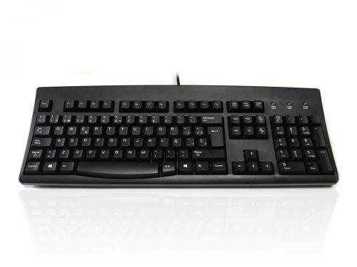 Accuratus 260 Black Spanish Keyboard