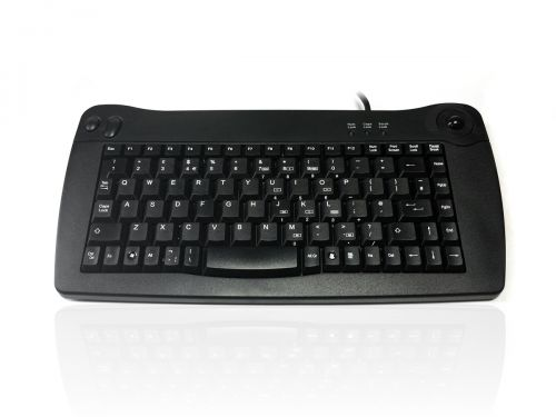 Accuratus 5010 Keyboard with Trackball
