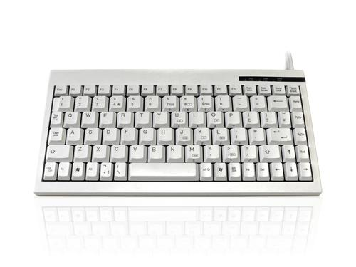 Accuratus 595 Mini White Keyboard