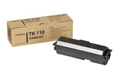 Kyocera Black TK-110E Toner Cartridge