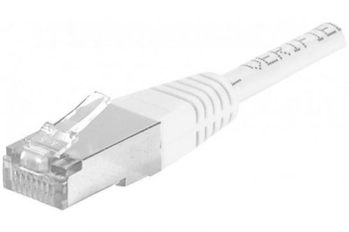 EXC Patch Cable RJ45 cat.6a F UTP Black 3M