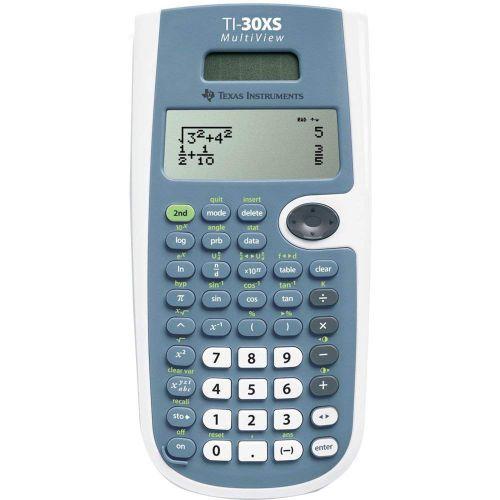 TI-30XS MultiView Scientific Calculator