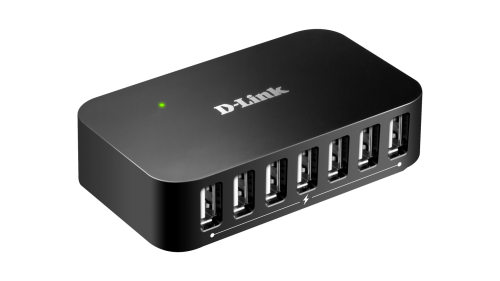 Hi Speed USB 2.0 7 Port Hub