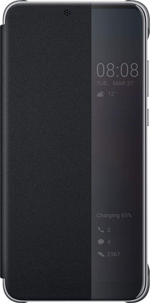 Huawei P20 Flip Cover Black