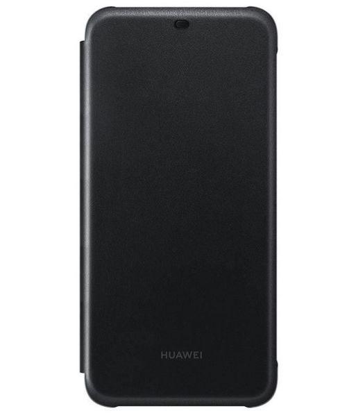 Huawei Mate 20 Lite Wallet Cover Black