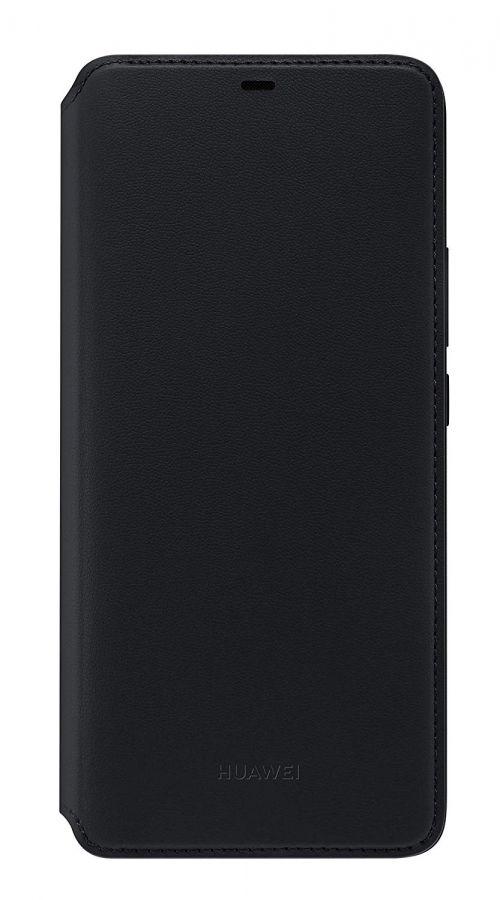 Huawei Mate 20 Pro Wallet Black