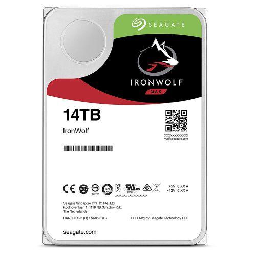 Seagate 14TB IronWolf SATA Internal HDD
