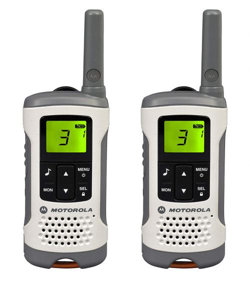 TLKR T50 2 Walkie Talkie Twin Pack