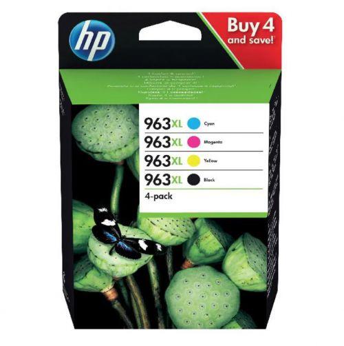 HP 963XL 4 Pack Value Kit 901x 902x