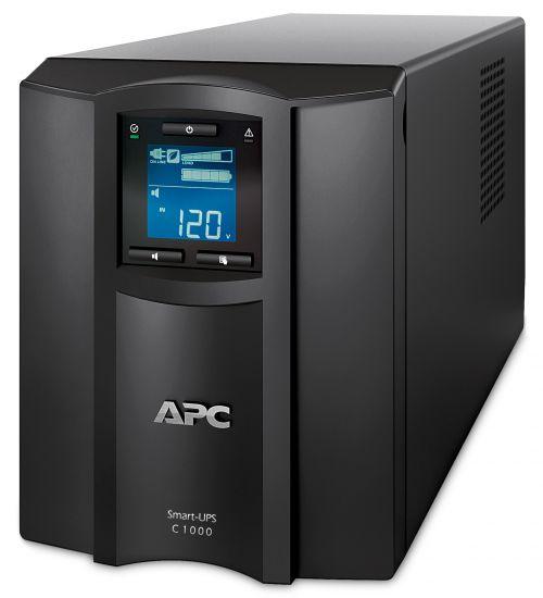 APC SMC1000IC UPS 1000VA 600W 8 Outlet