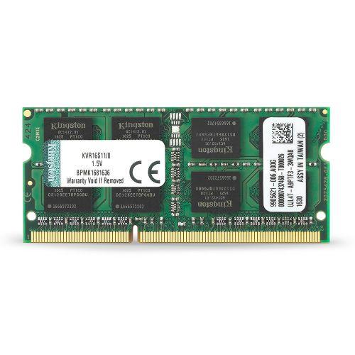 8GB 1600MHz DDR3 Non ECC CL11 SODIMM