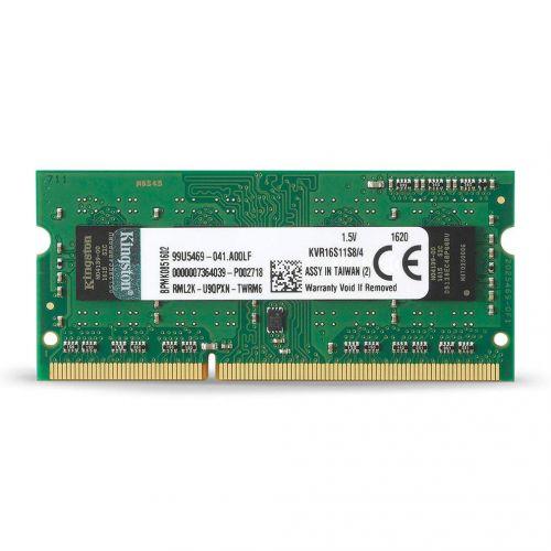 4GB 1600MHz DDR3 Non ECC SODIMM