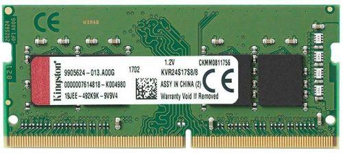 8GB 2400MHz DDR4 Non ECC SODIMM