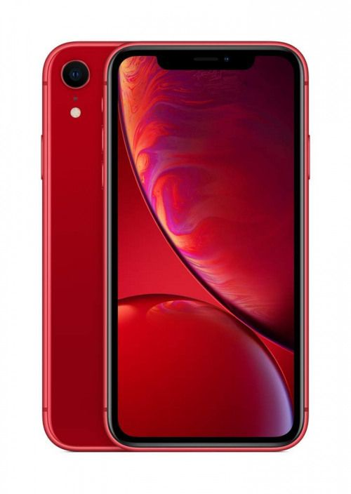 Apple iPhone XR 128GB Dual Sim 4G Red