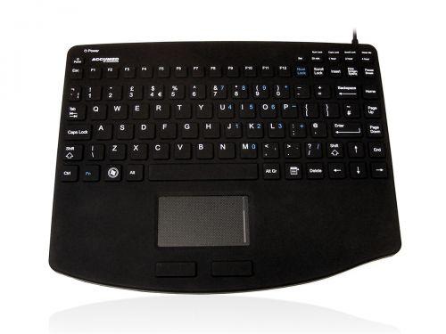 AccuMed 540 V2 MK2 Medical USB Keyboard