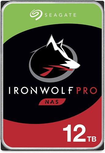HDD Internal 12TB IronWolf Pro 72 SATA 3