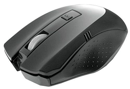 Dynamode 2.4Ghz Wireless Mouse Black