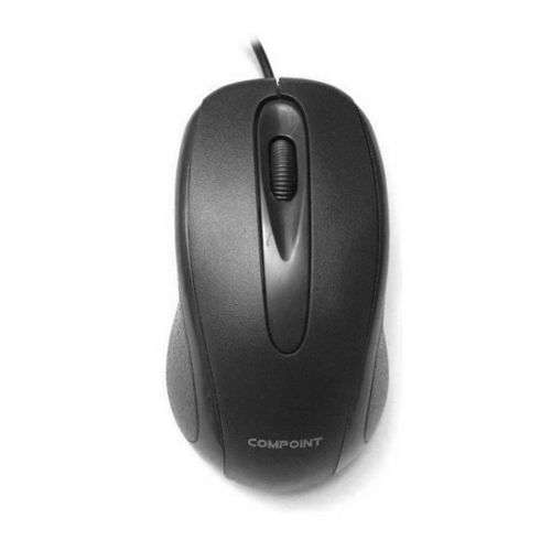 Dynamode Full Size Optical USB Mouse