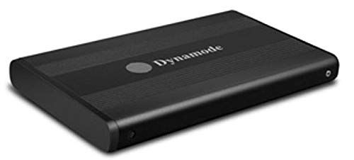 Dynamode USB2.0 2.5in IDE External HDD Enclosure Black