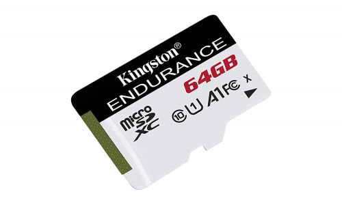 64GB High Endurance CL10 UHSI MicroSDXC