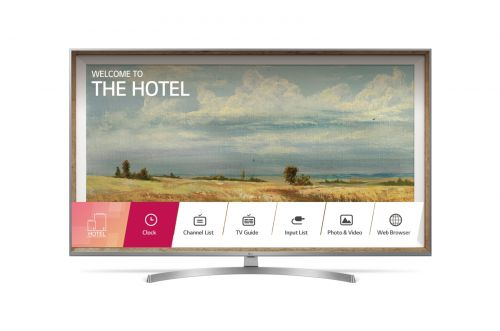 65UU761H 65in 4K USB HDMI Smart Hotel TV