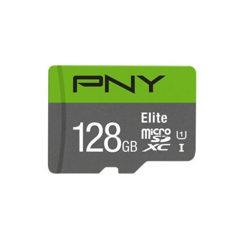 128GB Elite CL10 UHS1 MicroSDXC and AD