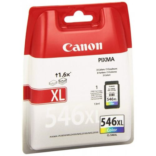 Canon CL-546XL 8288B004 Replacement Colour Ink