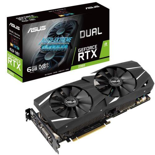 Asus Geforce RTX 2060 Dual OC 6GB DDR6